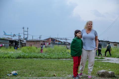 Även barn i slummen har drömmar