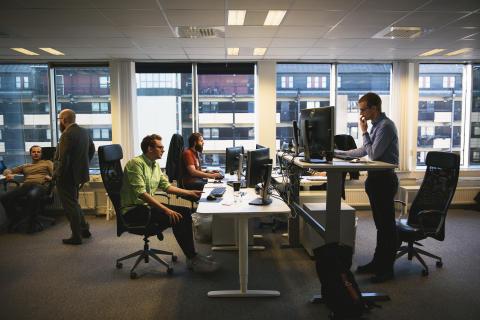 Carismar växer och firar med nydesignat kontor