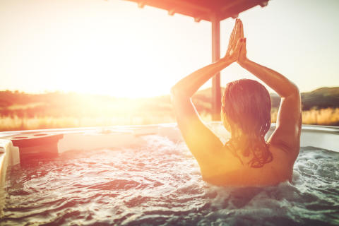 Pool Namaste