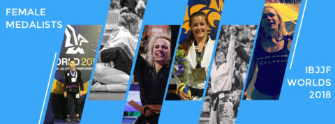 UK women storm the world championships of Brazilian Jiu Jitsu