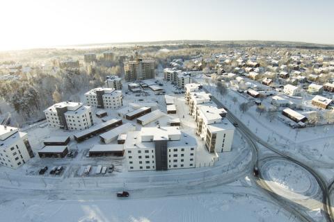 Brf Sandåkern 1, Umeå