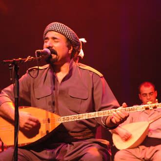 Sivan Perwer - en levande legend för miljontals kurder, konsert i Uppsala 20 februari 16.00