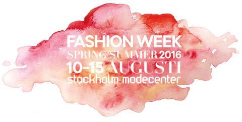 Fashion Week S/S 2016 på Stockholm Modecenter