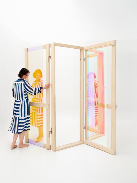 Danska Margrethe Odgaard öppnar nya dörrar