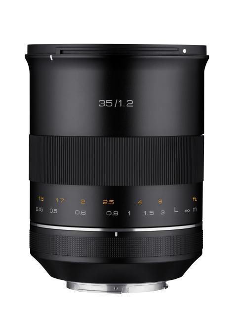 Samyang XP 35mm F1.2 Canon EF (3)