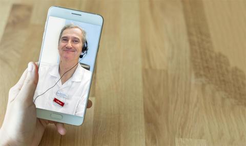 Region Östergötland erbjuder digitala läkarbesök