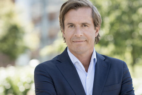 Jacob Lund, Extern kommunikationsdirektör, AstraZeneca i Sverige