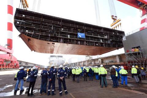 Royal Caribbeans nya fartyg – ett av de största i världen
