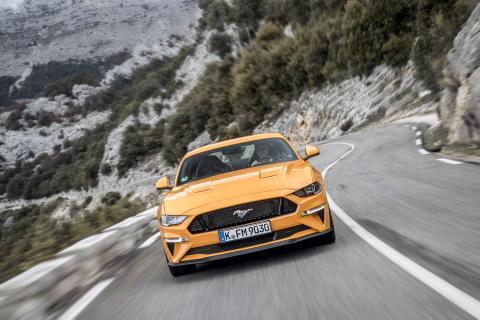 Ford Mustang zum dritten Mal in Folge das meistverkaufte Sportcoupé der Welt