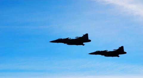 Totalförsvar i fokus på Försvarsmaktsråd Skaraborg