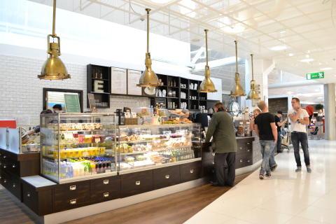 Espresso House - ny avgångshall Landvetter