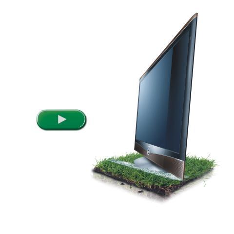 Loewe Art LED 3D - football 2012 european championships