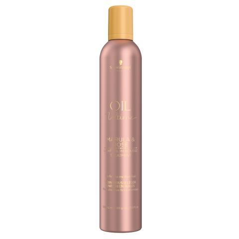 light oil-in-mousse treatment 500ml