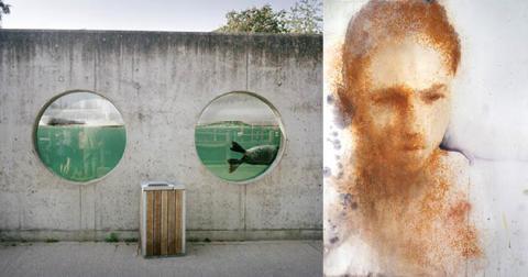 Pressinbjudan - 3 nya utställningar  öppnar på Kulturcentrum i Ronneby