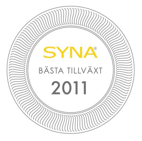 Vingåker kommun får pris för Bästa Tillväxt 2011
