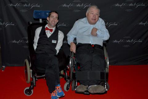 Markus Pettersson och Tommy Andersson