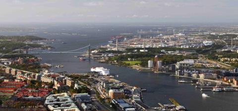 Pressinbjudan: Europas hamnar konfererar i Göteborg