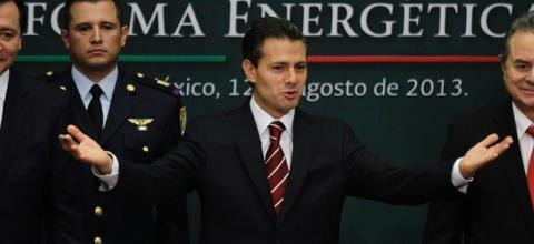 Mexican prez proposes sweeping oil reform