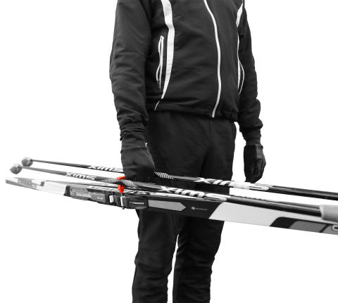 Skidhållare FastGrip, Carrying