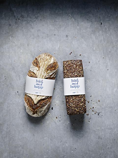 Sveriges bagare hjälper barn med cancer
