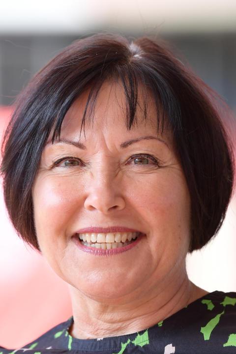 Angelika Baldus - Hauptamtlicher Vorstand DVGS e.V.
