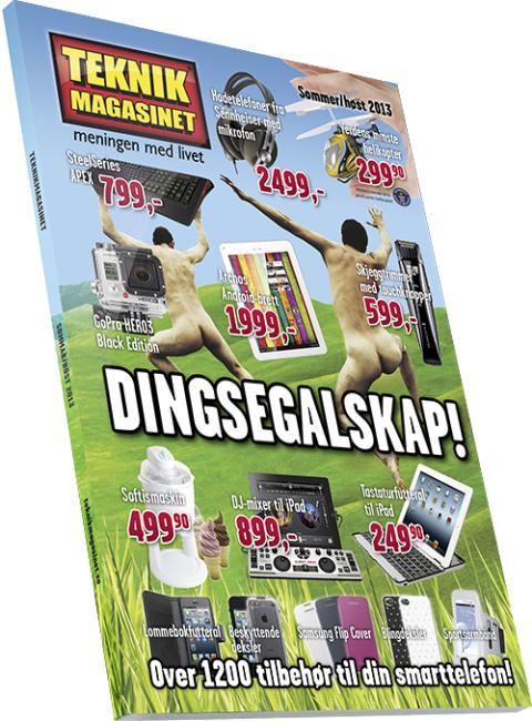 Katalog 34, sommer/høst 2013