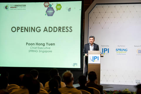 Opening address on TechInnovation 2016 Day 2 by Mr Poon Hong Yuen, Chief Executive, SPRING Singapore