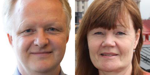 Berättelser från Praktikertjänst: Praktikertjänsts dotterbolag – Lauri Nevonen och Maria Holmberg
