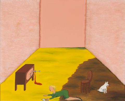 Pressbild 7: Ropen skalla – Konsten åt alla!