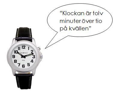 SVEA -det första svensktalande armbandsuret, med både analog och digital tidsangivelse