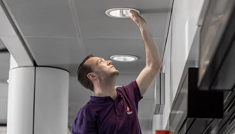 Mitie secures UK's largest lighting maintenance contract with Tesco