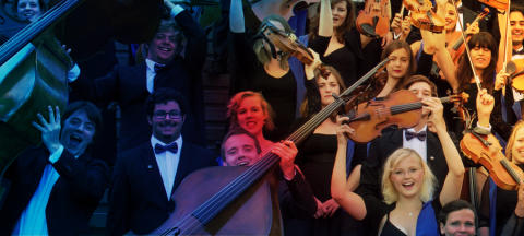 Upprop för  Europeiska unionens ungdomsorkester