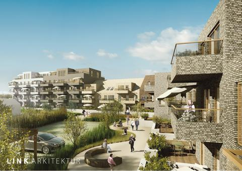 Riksbyggen och LINK arkitektur vinner markanvisning i Vellinge