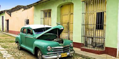 Uutuus talvelle 2014/15: Kiertomatkat Jordaniaan ja Kuubaan