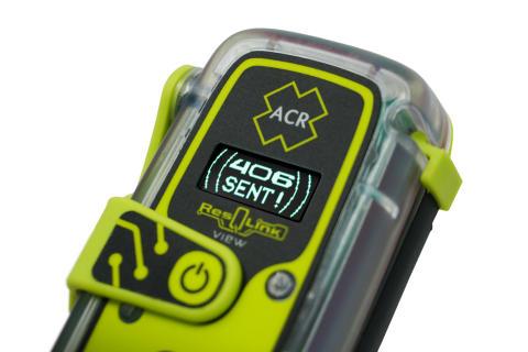 Hi-res image - ACR Electronics - ACR Electronics ResQLink View Personal Locator Beacon (PLB)