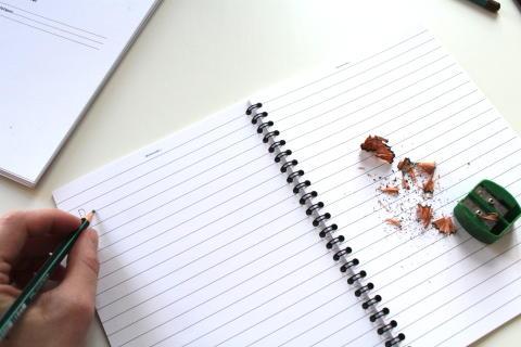 Å skrive dagbok