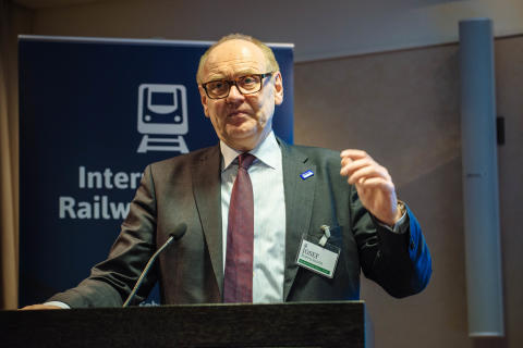 Executive Director of EU Agency for Railways to speak at International Railway Summit
