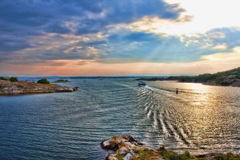 Sommeraften i Styrsö