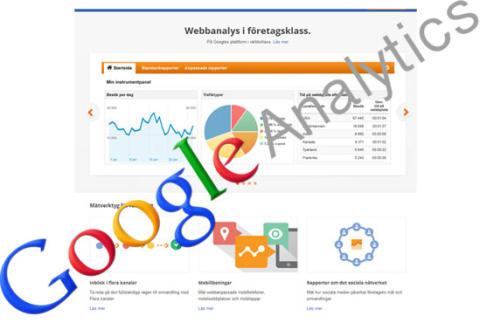 Google Analytics Kurs - SESNordic ger skräddarsydd heldagsutbildning i Google Analytics