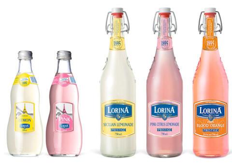 LORINA - Frankrikes ledande premium lemonad satsar på svenska marknaden