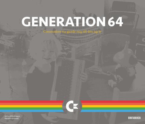 Sista chansen att förhandsboka signerade Generation 64 med stickers i natt kl 00.00