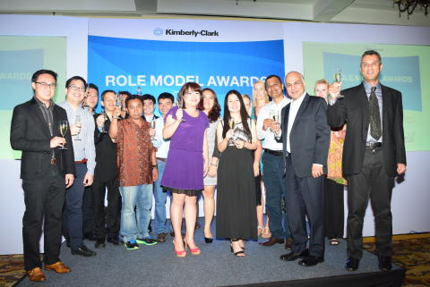 Celebrating the APAC Role Models 2015