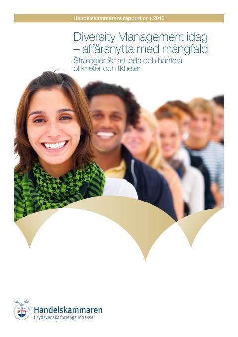 Diversity management - affärsnytta med mångfald