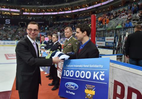 Ford ARMY – partnerství společnosti Ford Motor Company, s.r.o., a Armády České republiky