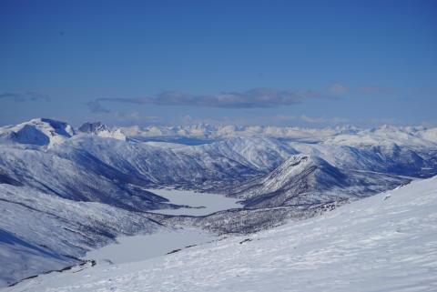 Ofoten mot Lofoten