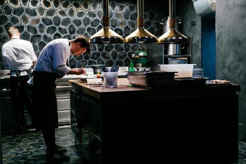 En upplevelse för hela livet – mat med Michelinstjärnor