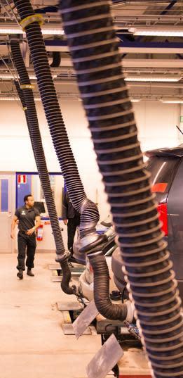 Opus Bilprovning AB hjälper Kvarndammen AB