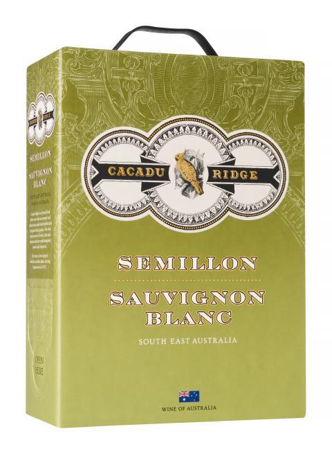 Nytt vin på Systembolaget - Cacadu Ridge Semillon Sauvignon Blanc