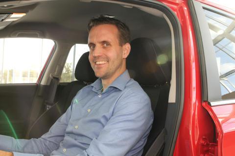 Ny servicemarknadsdirektör på International Motors Nordic