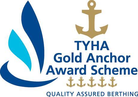Image - TYHA 5 Gold Anchor - logo